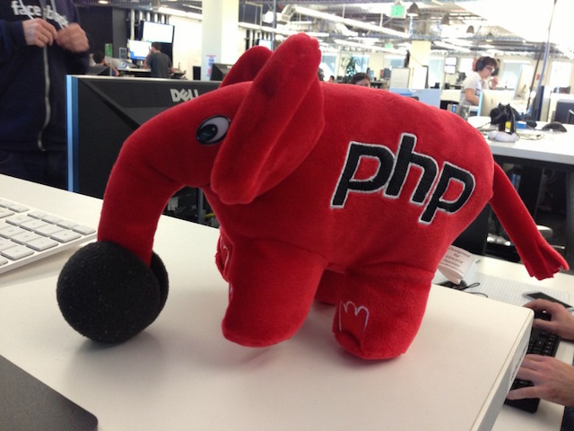 Sometimes there is clowniness when it comes to PHP